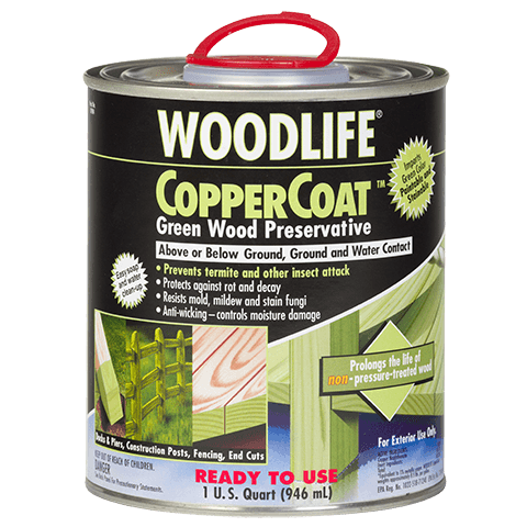 WOODLIFE® COPPERCOAT™
